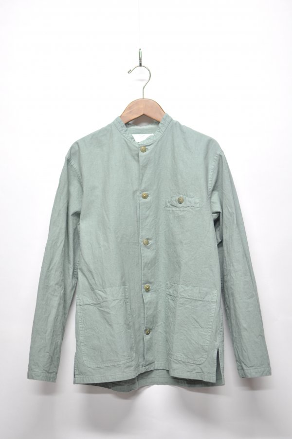 BOTANICAL DYED COVERALL