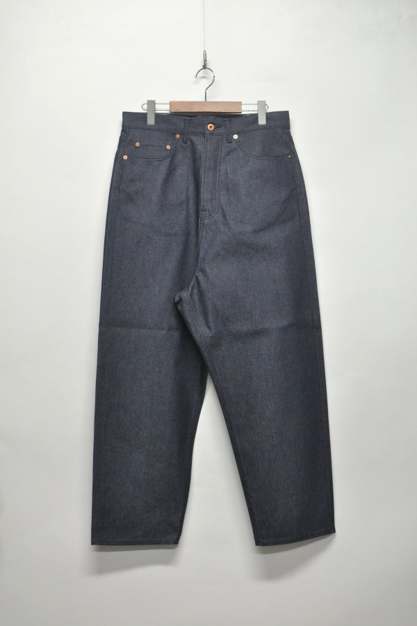 WIDE DENIM WORK PANT – RIGID