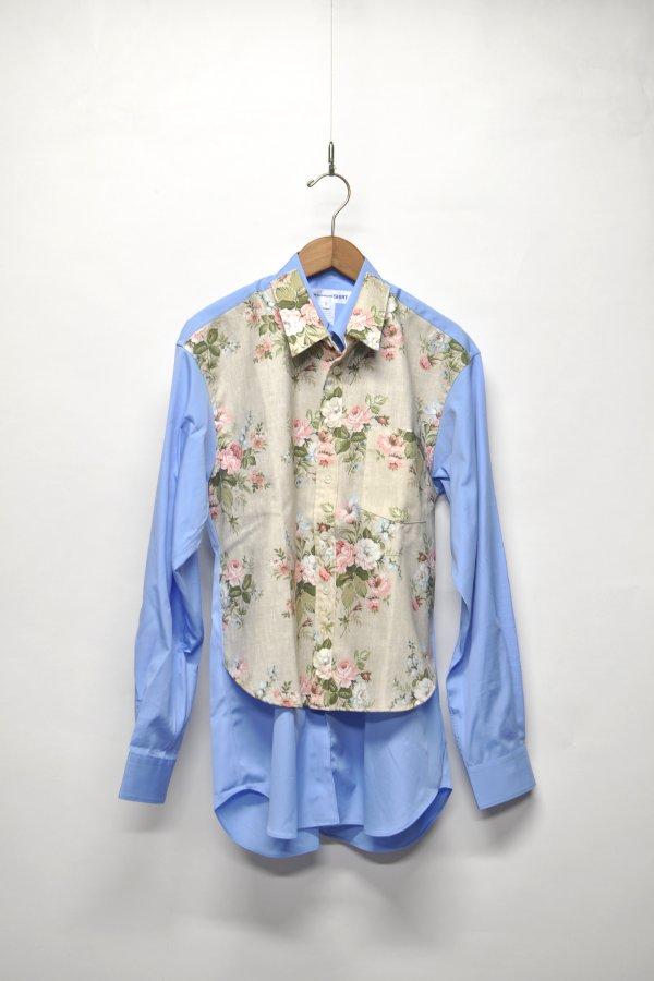 cotton poplin plain / polyester / cotton printed 2