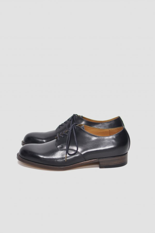 Blucher plain toe