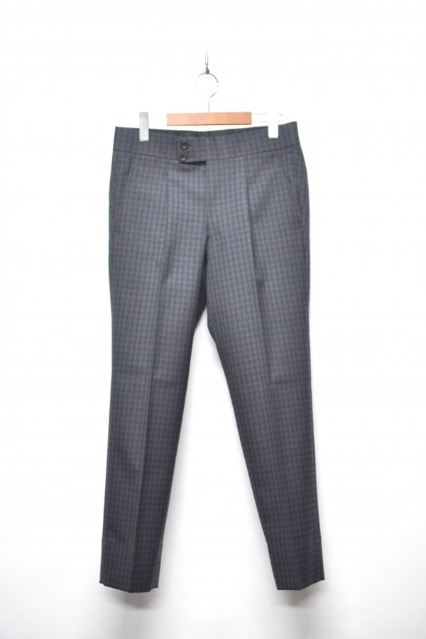 CK 1TUCK TALORED PANT