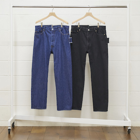 14OZ DENIM FIVE POCKET PANT