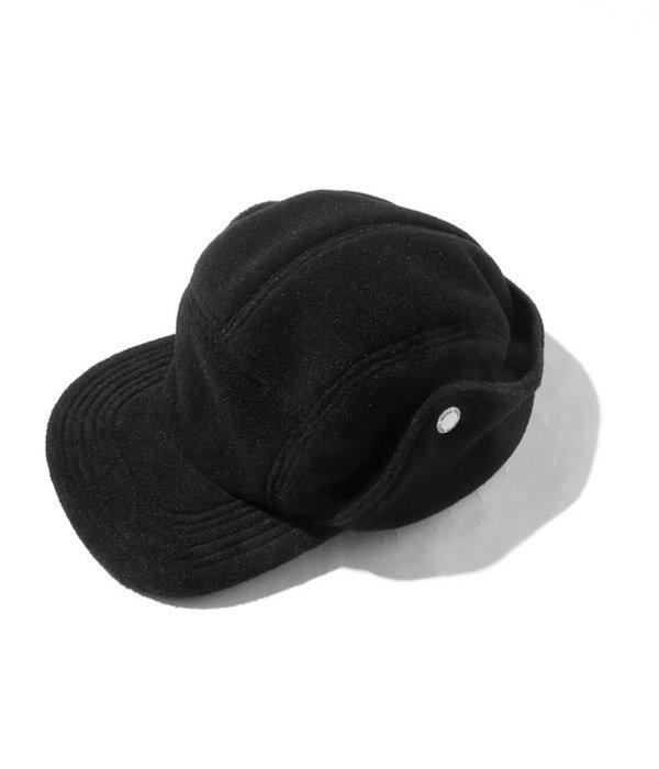 FLEECE SNAP TRAIL CAP