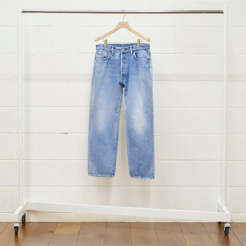 12OZ DENIM FIVE POCKET PANT