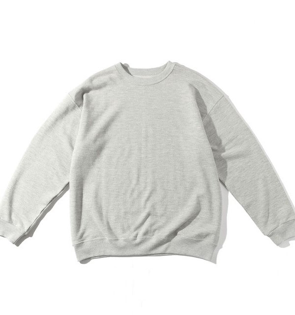 ECO T/C CREW NECK SWEAT