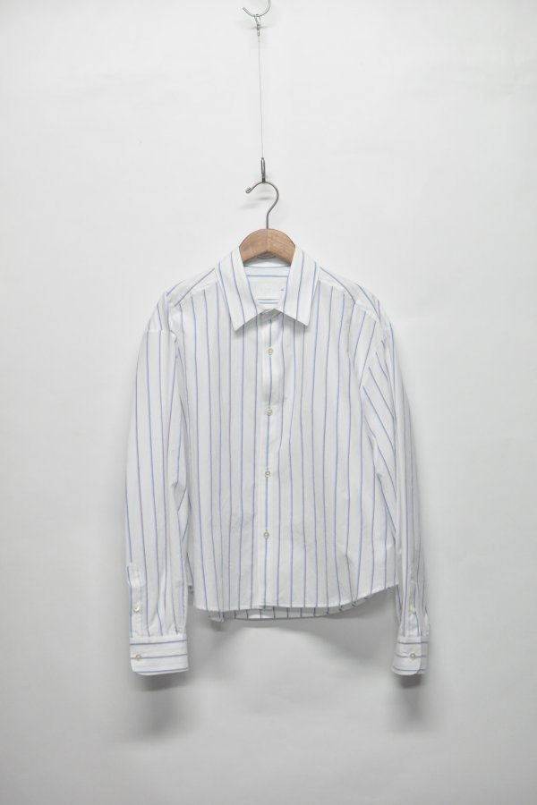 COTTON SHORT LENGTH SHIRT