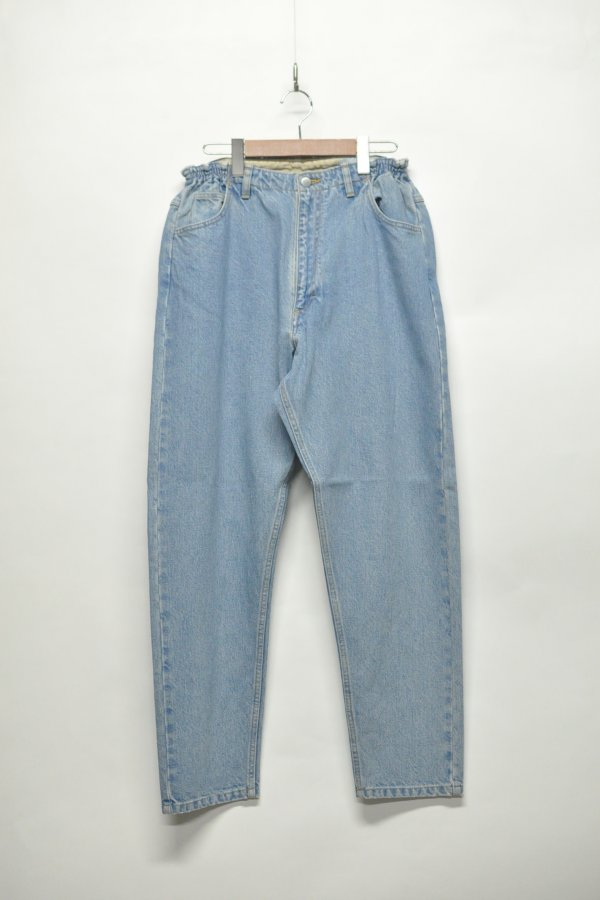 DENIM EASY PANT – TYPE A