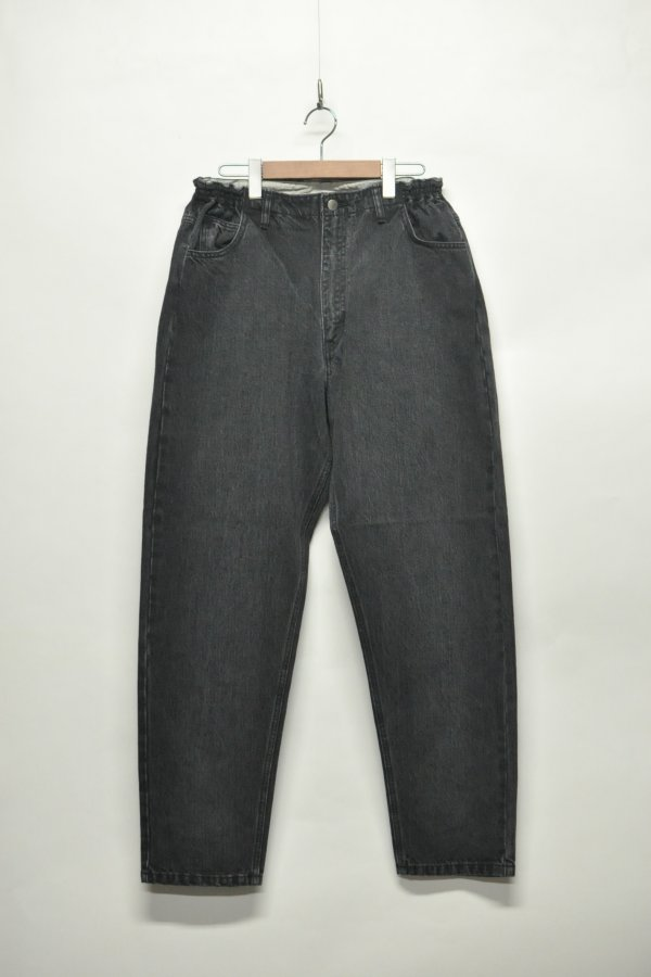 DENIM EASY PANT – TYPE B
