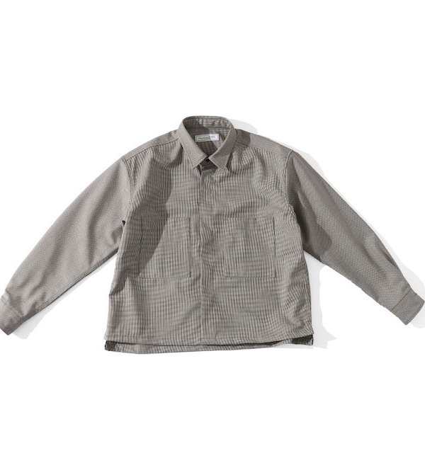 WATER PROOF WOOL CPO