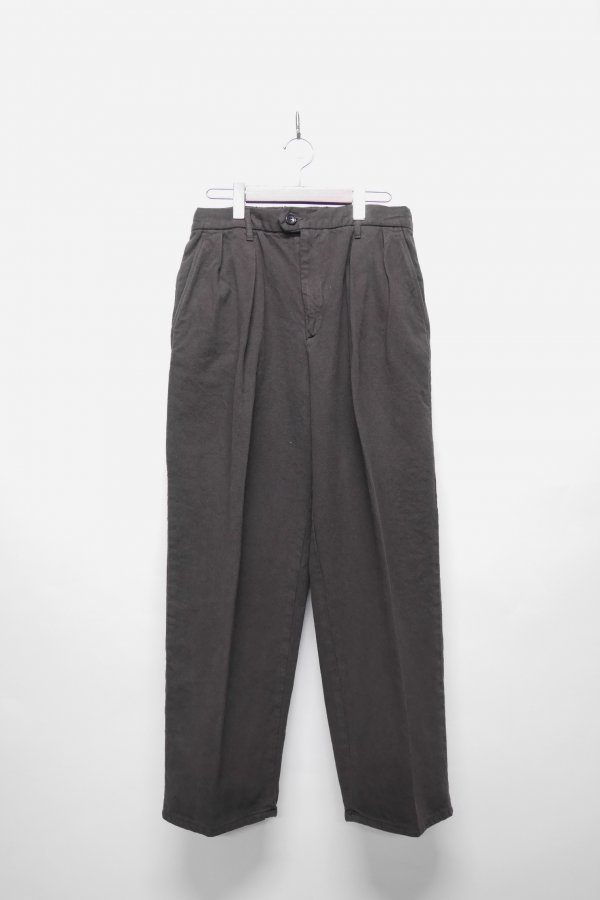 2TUCK EASY TROUSERS
