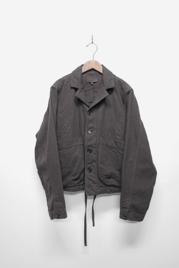 CROPPED COACHES JACKET