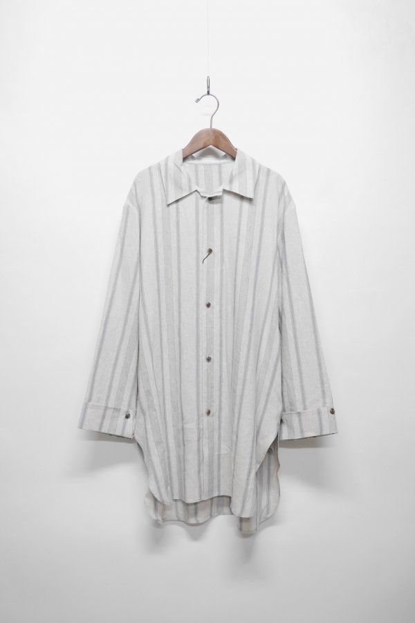 LONG OVER L/S SHIRT