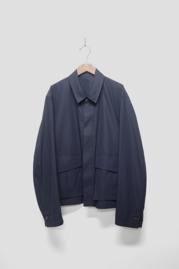 FLY FRONT BLOUSON