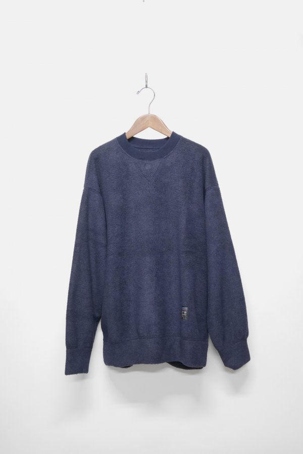 FLEECE SWEAT SHIRT