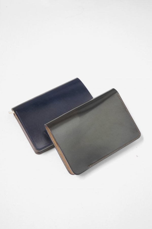 Short wallet – Cordovan