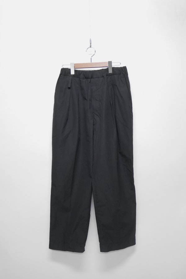 SUIT WIDE TROUSERS