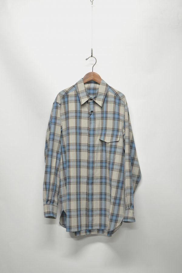 FLY FRONT L/S SHIRTS