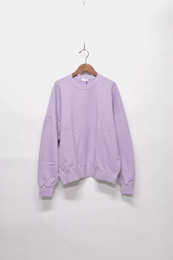 CREW NECK L/S SWEAT
