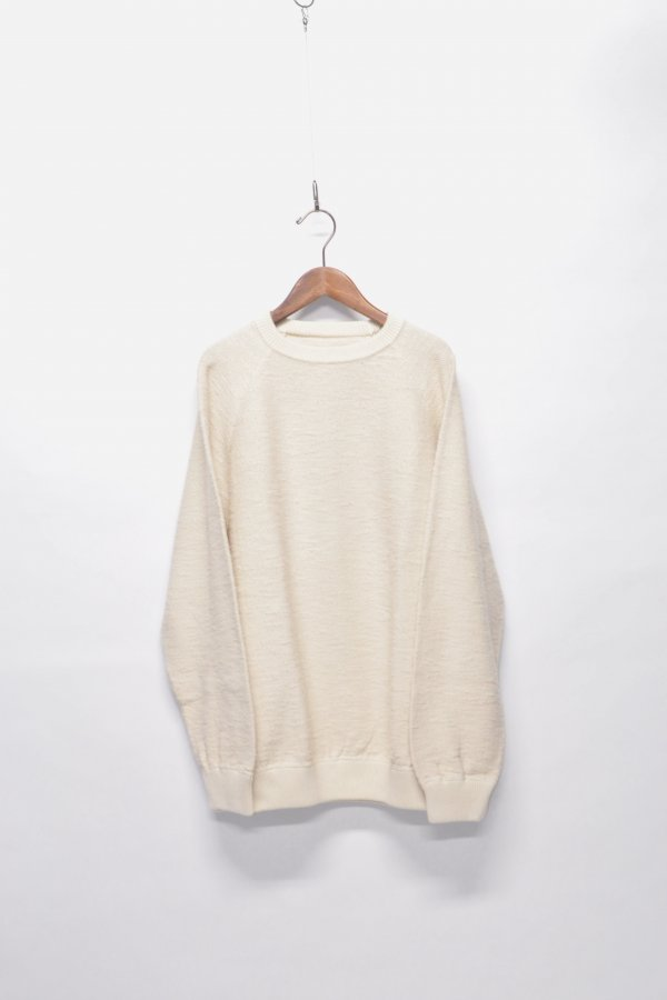 GARMENT DYED L/S