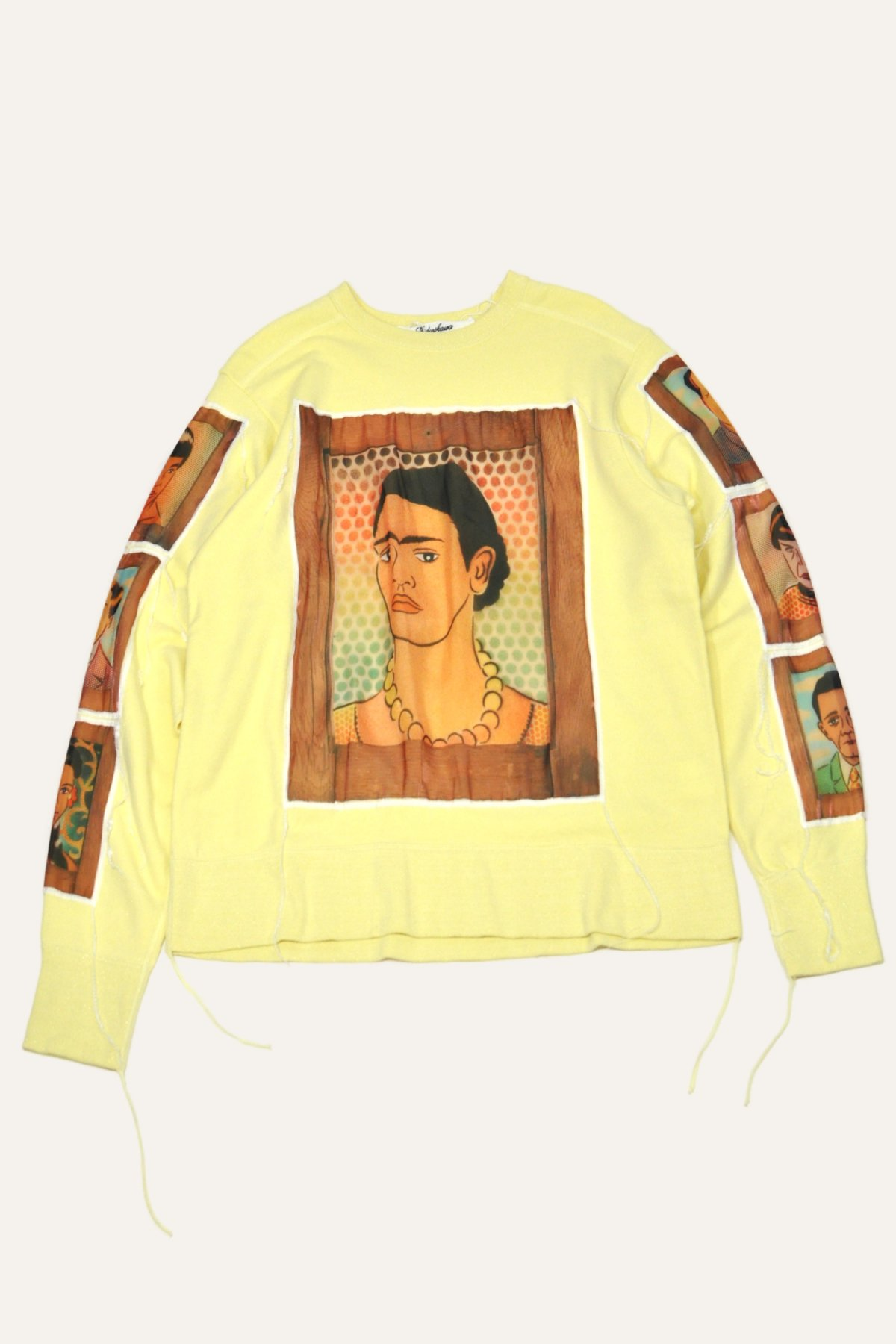 CREW NECK SWEAT – OUT OF MUSEUM